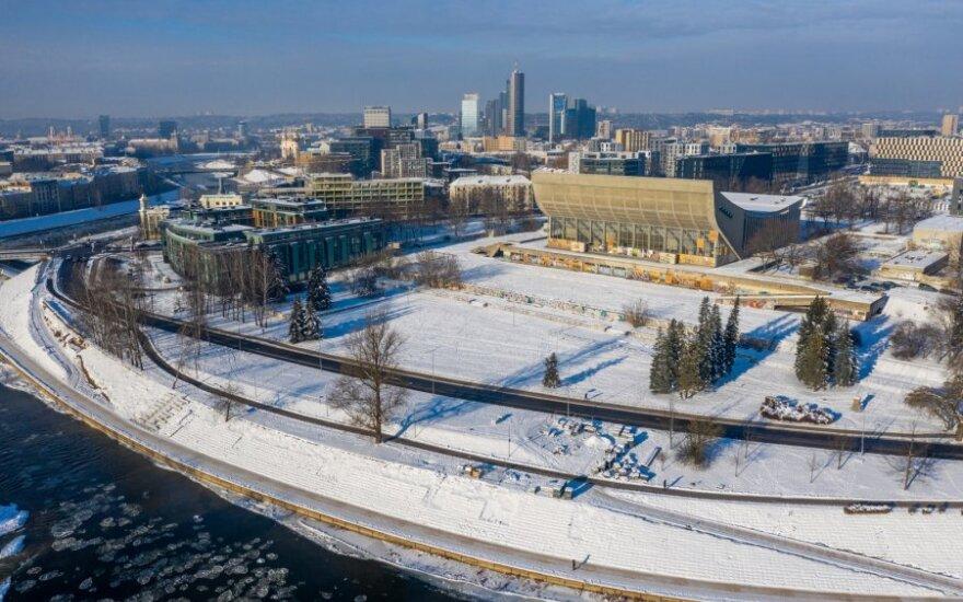Orai: žiema vėl paklos šviežio sniego