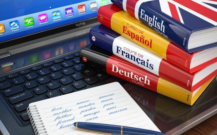 Kaip greitai galima išmokti užsienio kalbų?