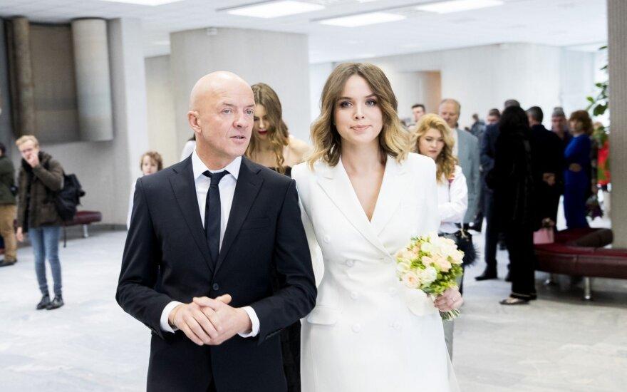 Ramūnas ir Justina Rudokai netrukus sūpuos naujagimį: laiminga pora jau žino ir vaikelio lytį
