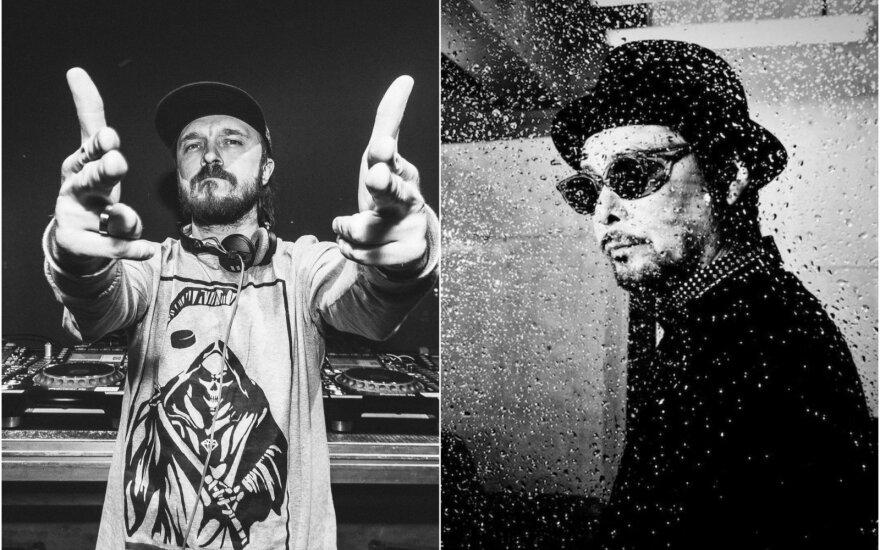 DJ Mamania ir DJ Krush