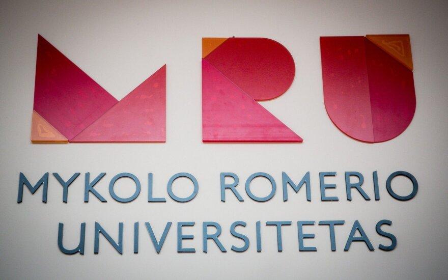 Seimas po svarstymo pritarė siūlymui pradėti MRU ir VGTU sujungimą