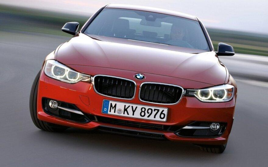 BMW vairuotojas: šalin išankstinius nusistatymus!