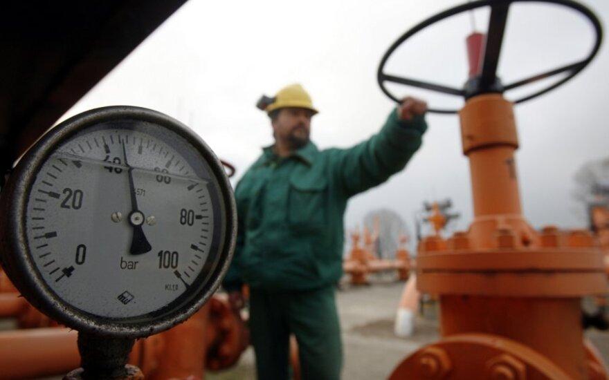 Rusijai dujų eksporto į Europą per Turkiją planus teks atidėti mažiausiai metams