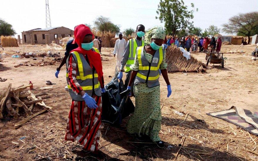 Nigerijos šiaurėje per kovotojų ir banditų susirėmimą žuvo 45 žmonės