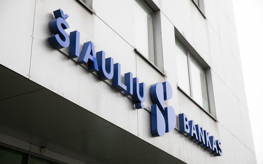 Biržoje dominavo prekyba Šiaulių banko akcijomis