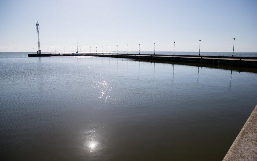 Juodkrantėje planuojamas jachtų uostas