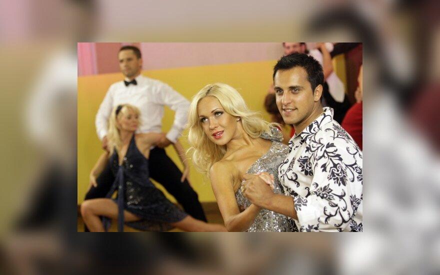 Oksana Pikul ir Radži