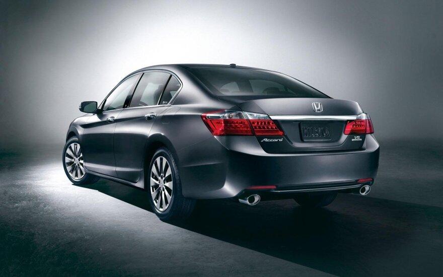 """JAV rinkai skirtas """"Honda Accord"""""""