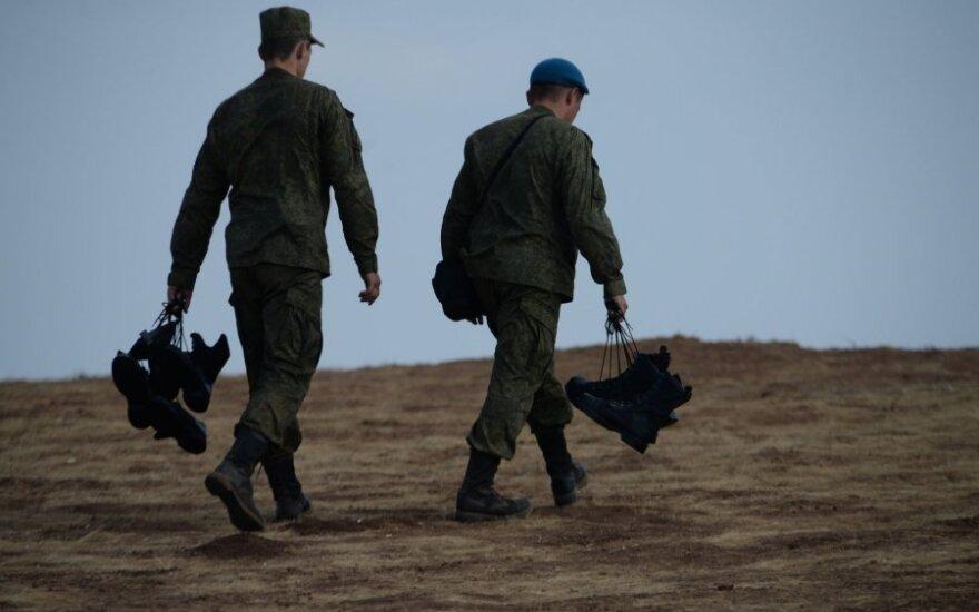 Rytų Ukrainos separatistai apimti panikos – rusai traukiasi?