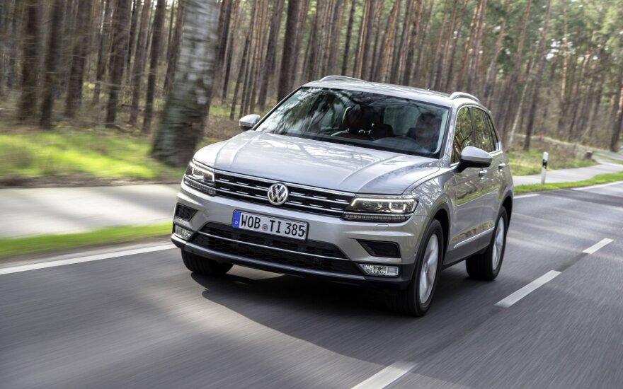 """""""Volkswagen Tiguan"""""""