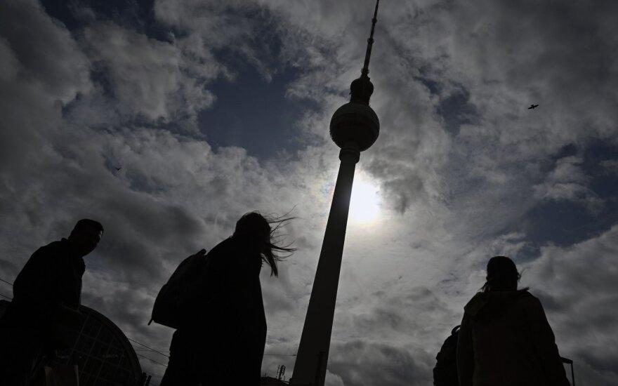 Berlyne per protestus sužaloti 45 policininkai