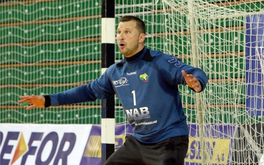 """Arūnas Vaškevičius (Vinterturo """"Pfadi"""", LRF nuotr.)"""
