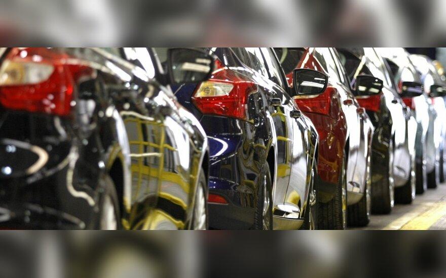 EK planas – iš miestų pašalinti benzinu ir dyzelinu varomus automobilius