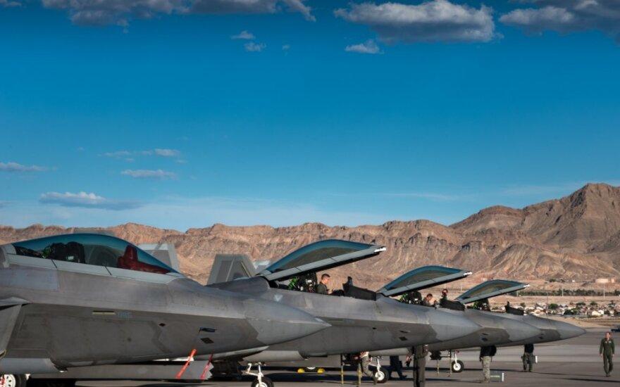 Nelliso oro pajėgų bazė
