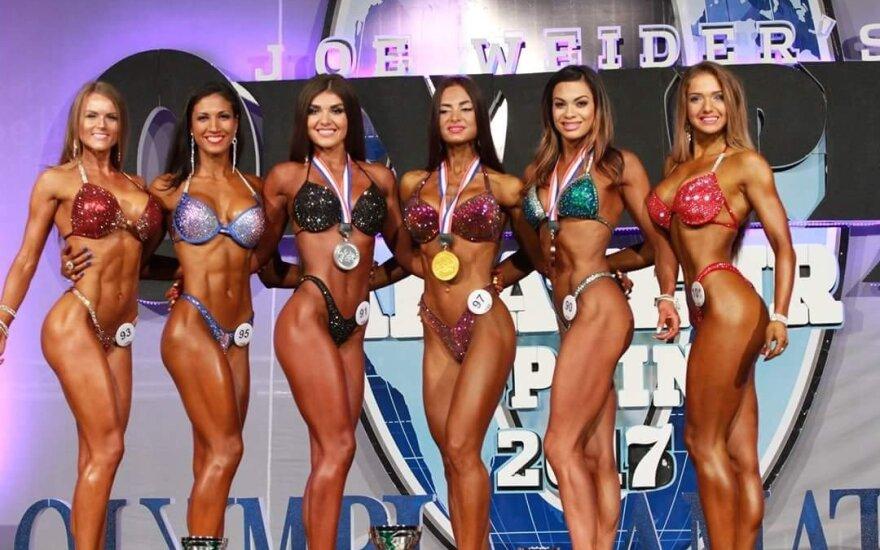 Kultūrizmo ir kūno rengybos turnyras Ispanijoje