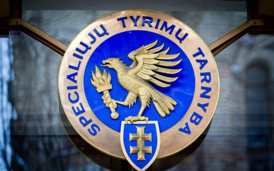 STT detains examiners assessing foreigners' knowledge of Lithuania in corruption case