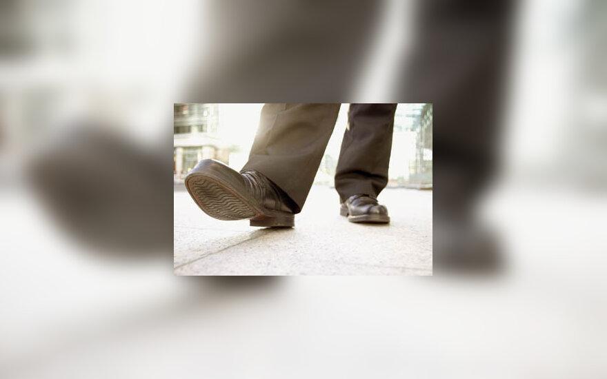 batai, kojos, eiti
