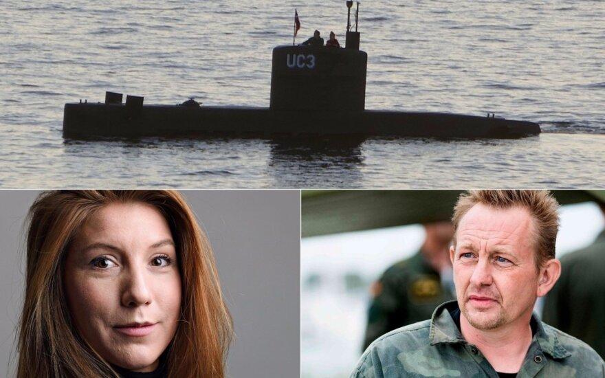 Švedų žurnalistės nužudymu kaltinamas išradėjas teisme atskleidė kraupių įvykio detalių