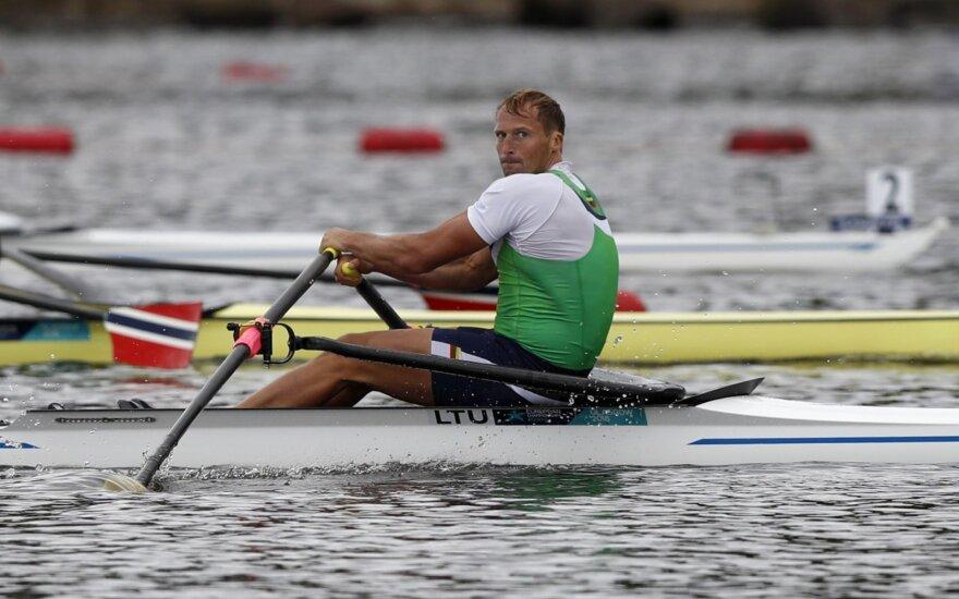 Griškonis pateko į pasaulio čempionato ketvirtfinalį
