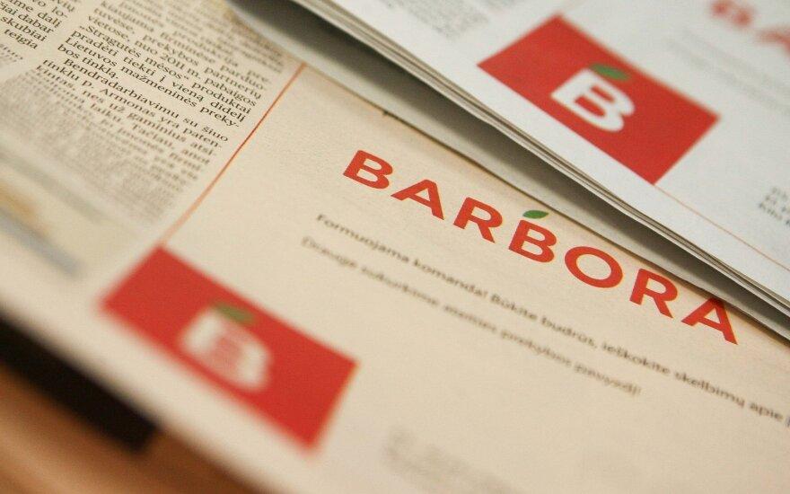 """""""Barbora"""" žengia į Latvijos rinką"""