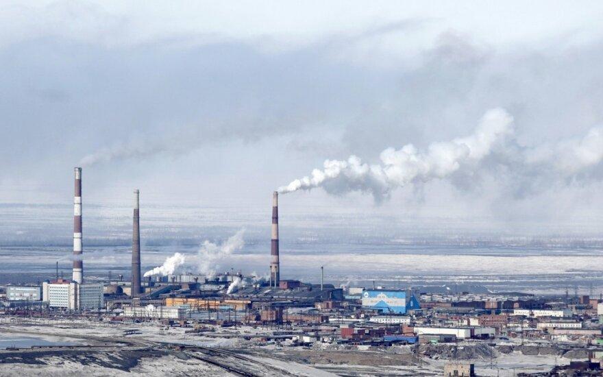 Nedarbo lygis Rusijoje stabilizavosi ties 5 proc. riba