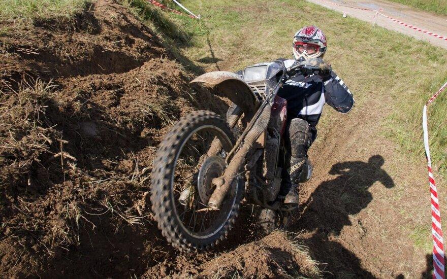 Enduro motociklų ištvermės varžybos