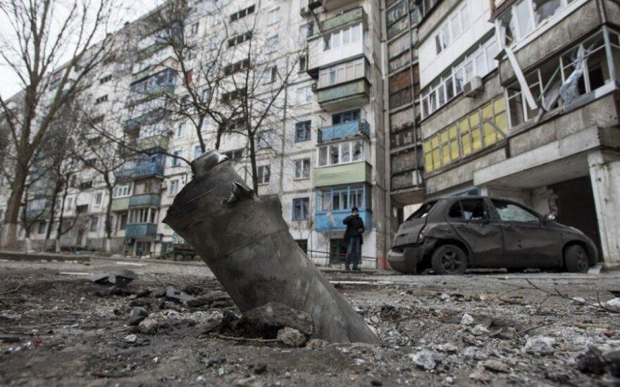 G7 ir TVF svarsto didinti pagalbą Ukrainai