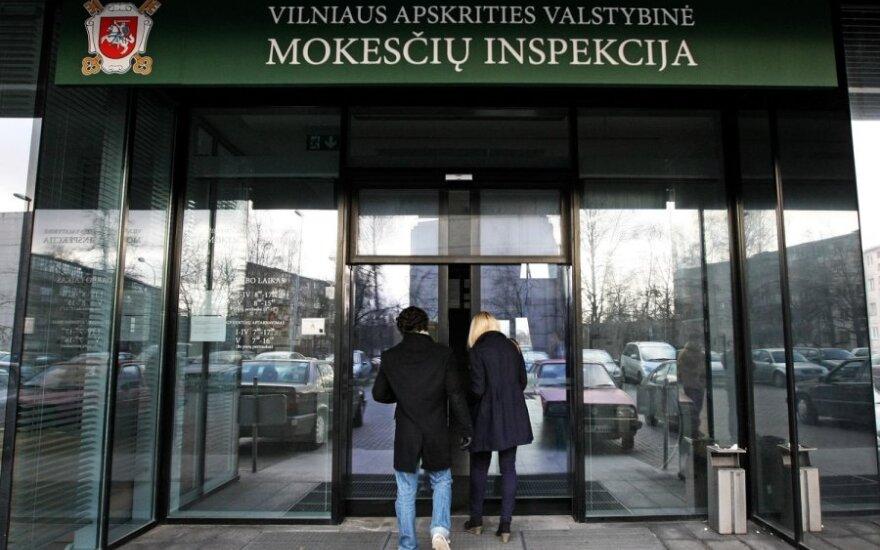 Prieš mėnesį Mokesčių inspekcija atsidarė sąskaitą Ūkio banke
