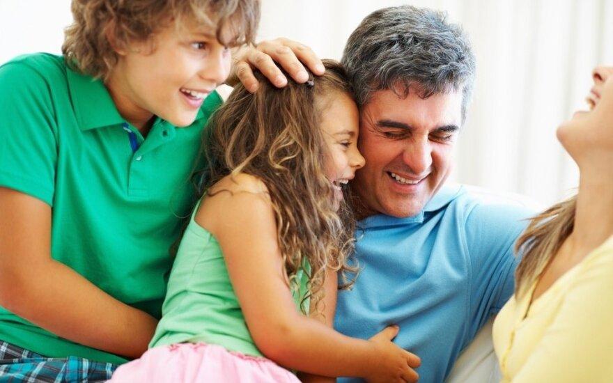 Skirtumai tarp įprastų ir išmintingų tėvų