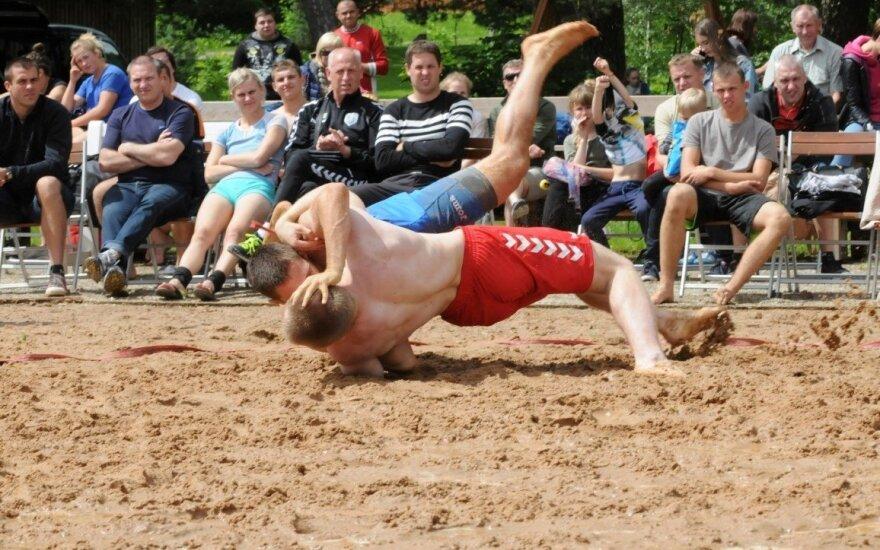 Lietuvos paplūdimio imtynių čempionatas
