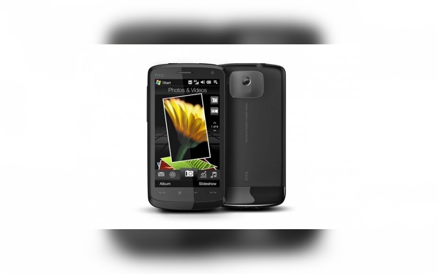 """""""HTC Touch HD"""" (HTC nuotr.)"""
