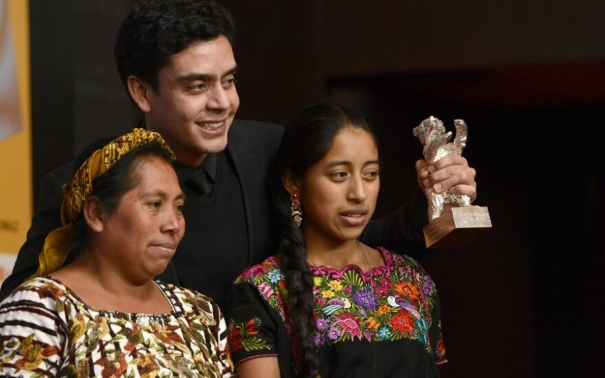 Maria Telon, Jayro Bustamante, Maria Mercedes Coroy