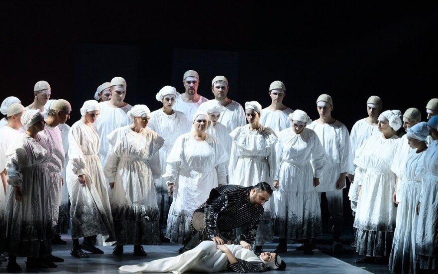 """Opera """"Prūsai"""""""