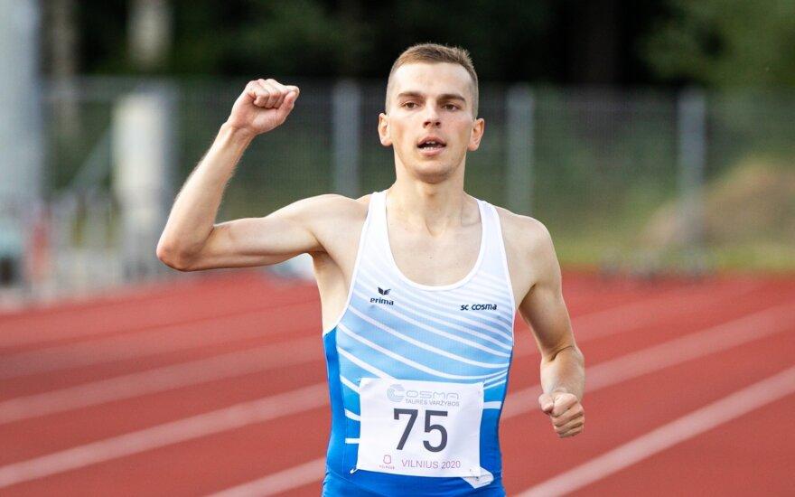 Lietuvos rekordininkas: apie olimpinę svajonę, pasitikėjimą savimi ir nestandartinę distanciją