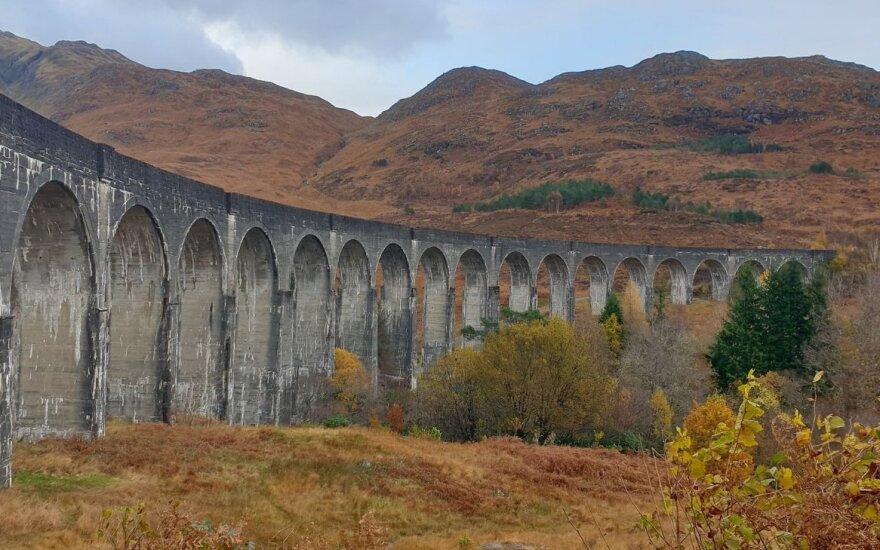 Trys dienos Škotijoje: ką verta pamatyti per tokį trumpą laiką?
