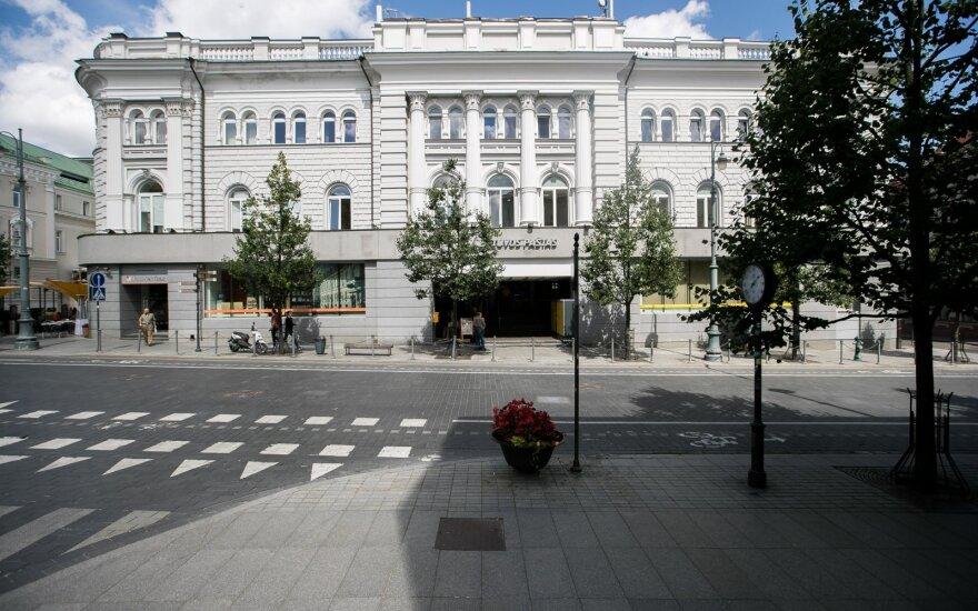 Paskelbė pradinę Vilniaus centrinio pašto pardavimo kainą