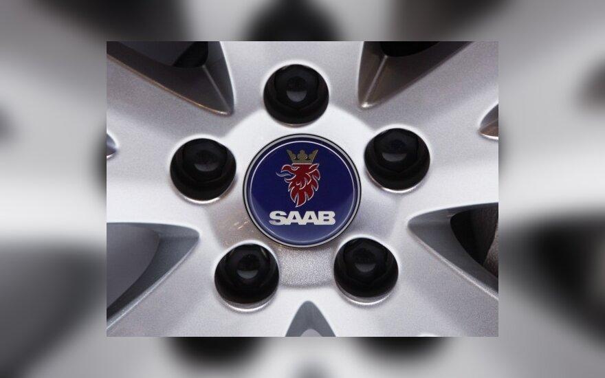 """""""Saab"""" kalbasi su BMW dėl mažojo modelio gamybos"""