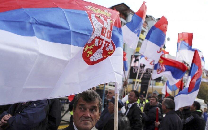 Apklausa: trys ketvirtadaliai serbų ilgisi buvusios Jugoslavijos
