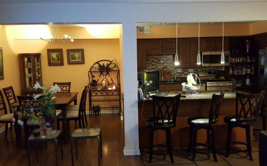 Kaip tautiečiai gyvena svetur: JAV lietuvė parodė savo namus
