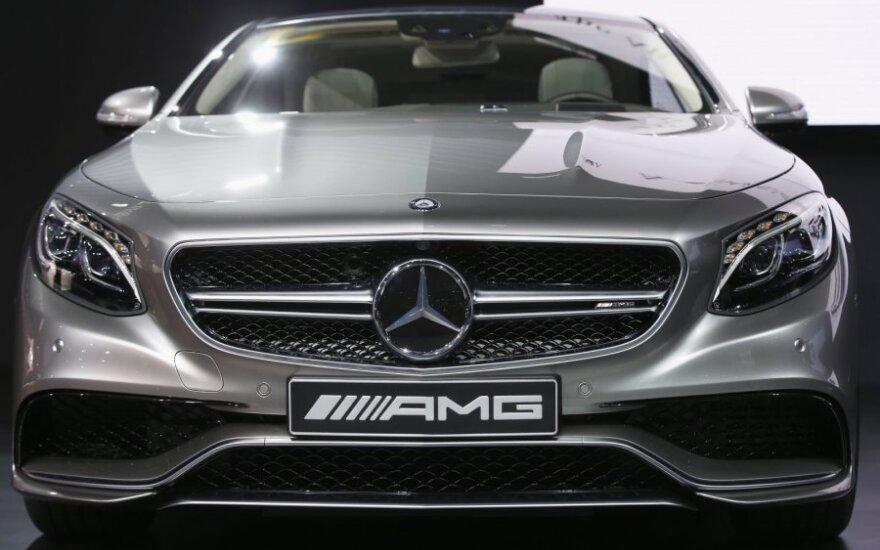 """Mercedes-Benz S63 AMG"""