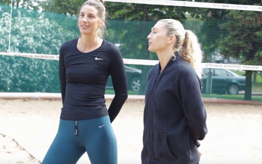 Diana Balsytė, Margarita Čiuplytė