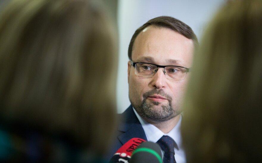 Kvietkauskas: būtina rasti sutarimą dėl Vilniaus Lukiškių aikštės