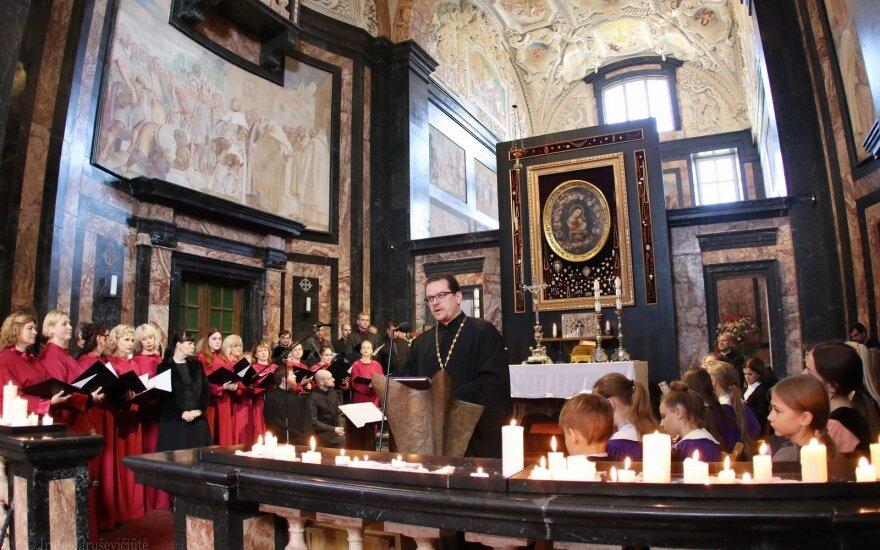 Lietuvos ortodoksų 700 m. jubiliejaus iškilmingas paminėjimas Pažaislyje