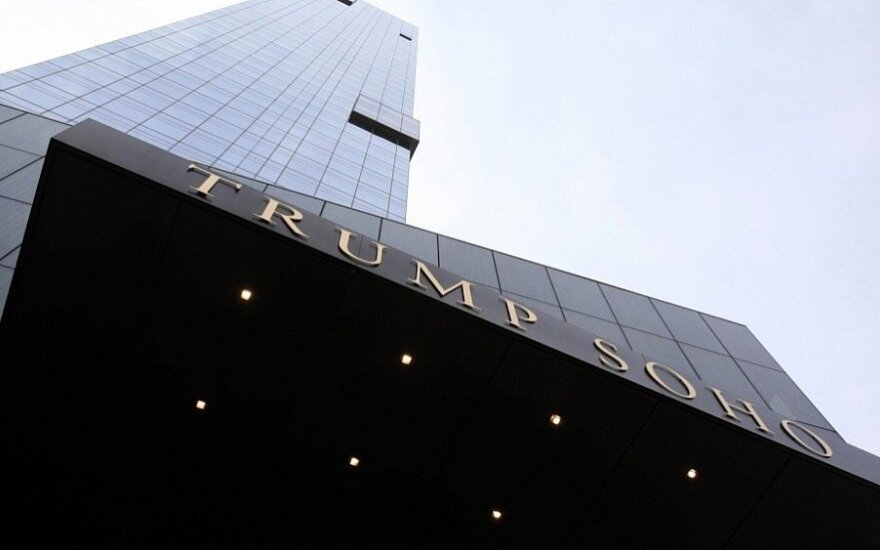 Trump Soho viešbutis Niujorke