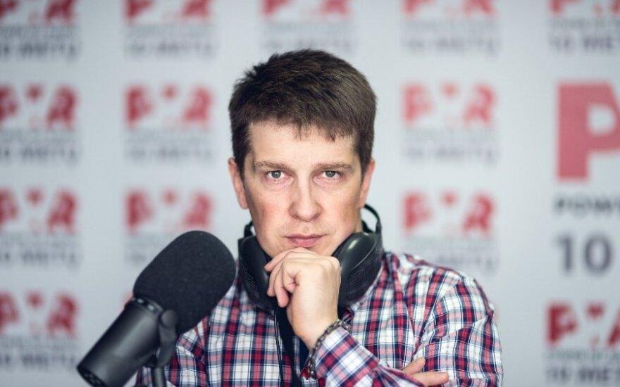 """Radijo laidų vedėjas S. Baniulis ieško partnerės """"Vilniaus Challenge"""""""