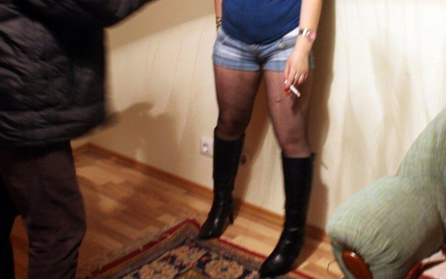 Vilniečio pažintis su gatvės prostitute: geriau už bučinį 100 Lt būčiau nemokėjęs