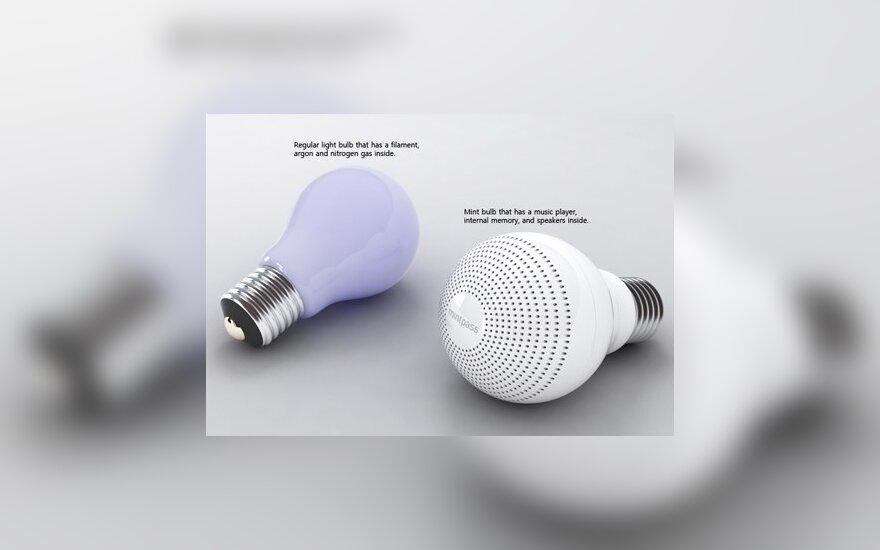 Grojančios elektros lemputės