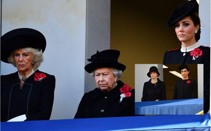 Karališkosios šeimos moterys