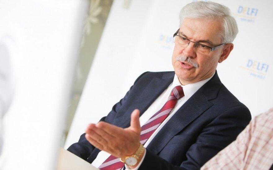 Z. Balčytis. Laiku suspėsime į euro zoną – kuriama dviejų greičių Europa