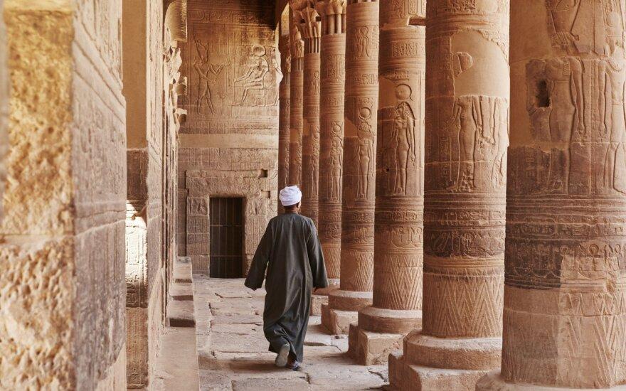 Asociatyvioji nuotr. / Egiptietis